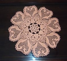 Colors of the World: Crochet lace napkins. Салфетки связанные крючком.
