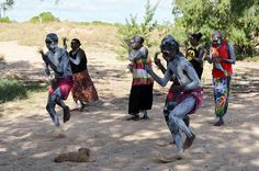 arnhem land welcome to country dance