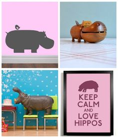 Hippos - something for you, @Candi1978?