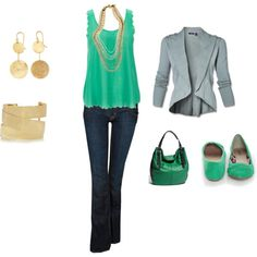 Untitled #6, created by ktklein on Polyvore