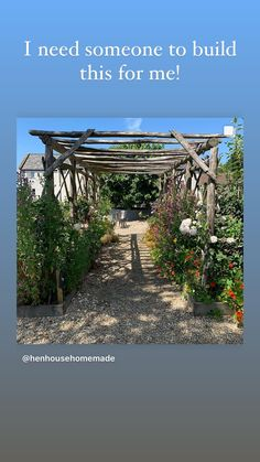 Garden Ideas, Building, Kitchen, Plants, Cooking, Buildings, Kitchens, Landscaping Ideas, Plant