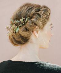 festiv hairstyl, holiday hair, romantic hair, hairstyle ideas, wedding hairs, bridal hair, flower children, hair looks, the holiday