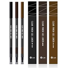 [W.Lab] Clear Finish Gel Liner (Deep Brown) -- Check this awesome product by going to the link at the image. (This is an affiliate link) #Eyeliner