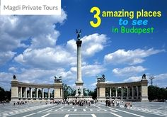 Buda Castle Hill is one of the most visited spectacle in Budapest, Hungary. Learn more about Magdiprivatetours and read this pres Budapest Tourist Attractions, Buda Castle, Central Europe, Most Visited, Plaza, Cool Places To Visit, The Good Place, Traveling By Yourself, Tourism