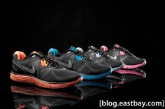 Nike Running   Black Pack