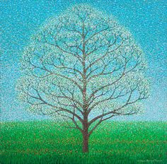"""""""Breath of Spring"""" by Father Arthur Poulin at I. Your Paintings, Landscape Paintings, Night Prayer, Irish Landscape, Pentecost, Christmas Night, Pointillism, Love At First Sight, My Father"""