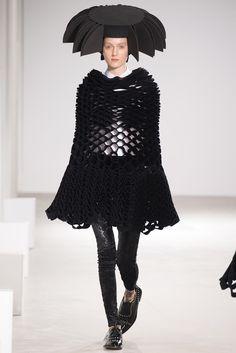 Junya Watanabe Fall 2015 Ready-to-Wear Fashion Show