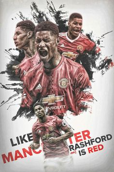 Great Tips To Help You Become A Better Soccer Player. This article is for anyone who wants to learn about soccer. Since you want to improve your soccer skills, you will learn some new tips contained in this ar I Love Manchester, Manchester United Wallpaper, Manchester United Players, Newcastle United Fc, Marcus Rashford, United We Stand, Football Wallpaper, Football Cards, Football Players