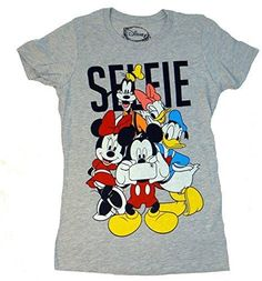 licensed mickey and friends shirt @ coast city styles