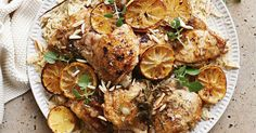 For an easy midweek meal, try this garlic, lemon and herb chicken made in the pressure cooker.