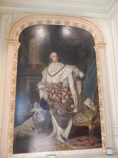 Portrait de Louis XVI au musée Carnavalet