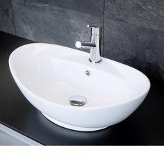 Waschschale / Aufsatz Waschbecken 16