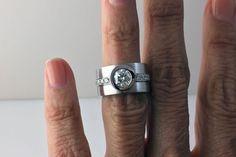 Bezel Diamond Rings, Diamond Stacking Rings, Aquamarine Rings, Diamond Jewelry, Jewelry Rings, Fine Jewelry, Gold Jewelry, Diamond Earrings, Chain Earrings