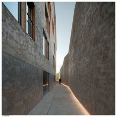 Gallery of Social Housing in Pamplona / Pereda Pérez Arquitectos - 1