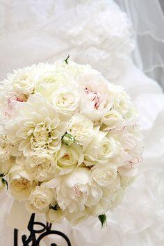 PURE Wedding Bouquet