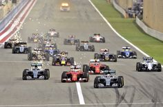 And it Begins: The 2015 Formula One Bahrain Grand Prix