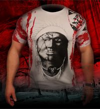 APOCALYPSE MMA INDIAN PROPHECY MMA T-Shirt