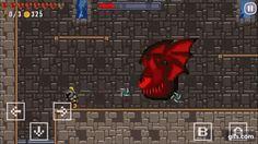 Rogue Castle per Android – un impegnativo platform roguelike in pixel art!