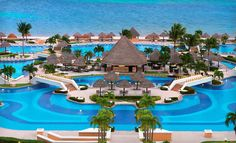 Moon Palace Cancun-My favorite place on earth. Maybe for Thanksgiving this year! Woohoo!