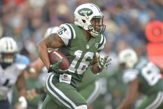 What Are the Jets' Options with Percy Harvin?