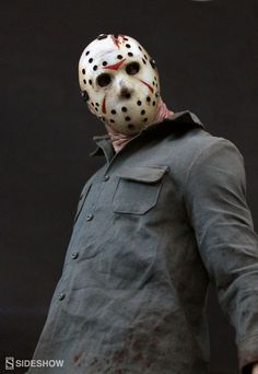Jason Voorhees Legend of Crystal Lake Premium Format Figure Horror Icons, Horror Art, Horror Movies, Jason Voorhees, Best Horrors, Friday The 13th, Michael Myers, Sideshow Collectibles, About Time Movie