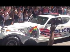 Black Pride Shuts Down Gay Pride at DC March (VIDEO) – ~II~The Watch Towers ~II~