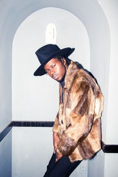 """I started wearing my snapback in a very different way around 2006 or 2007: very high on my head, like an athlete or a baseball player would, and wearing some really nice aviators with it."" http://www.thecoveteur.com/theophilus-london/"