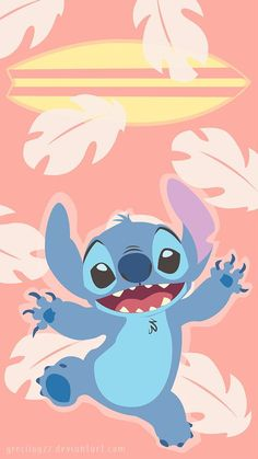 Background for iPhone: Stitch from Lilo & Stitch. Made in Adobe Illustrator CC Stitch © Disney Background for iPhone: Stitch from Lilo & Stitch. Made in Adobe Illustrator CC Stitch © Disney Wallpaper Animé, Cartoon Wallpaper Iphone, Disney Phone Wallpaper, Cute Wallpaper For Phone, Iphone Background Wallpaper, Cute Cartoon Wallpapers, Trendy Wallpaper, Disney Stitch, Lilo Ve Stitch