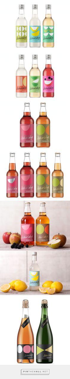 Ashridge Drinks // organic ciders and soft drinks.