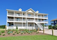 Angel's Envy - J11033 is an Outer Banks Oceanfront vacation rental in Whalehead Corolla NC that features 10 bedrooms and 9 Full 1 Half bathrooms. This rental has a private pool, an elevator, and a pool table among many other amenities. Click here for more.
