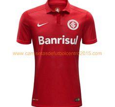 Camiseta del Internacional Primera 2015-2016 baratas Playeras De Futbol d16542a208f30