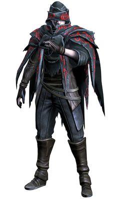 Sorcerer, Noble Clothes