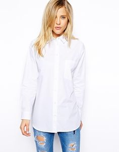 ASOS Boyfriend Shirt