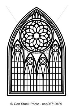 dibuja la roseta de Notre Dame - Buscar con Google