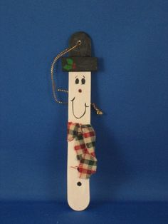 Image result for snowman popsicle stick craft pinterest