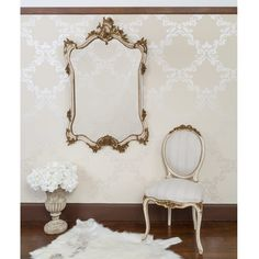 NEW! Palais French Mirror|Small / Wall Mirrors|Mirrors & Screens|French Bedroom Company