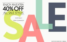 ❤ENJOY AN EXTRA 40% off ALL SALE STYLES❤ UCLICK SHIPPING: (0.5kg) fr $9.