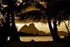 Le Tahaa Island Resort & Spa - View of Bora Bora