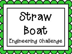 The students worked collaboratively on a S.T.E.M. Challenge (science, technology, engineering and mathematics) project over the last few da...
