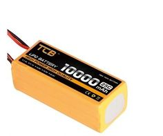 (125.75$)  Buy here  - free shipping Lipo battery 5S 18.5 V 10000 mAh 25c for RC airplane
