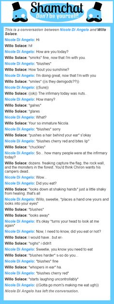 A conversation between Willo Solace and Nicole Di Angelo
