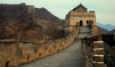 History buff destination: Great Wall of China