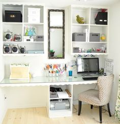 98 Best Home Offices Images On Pinterest In 2018 | Desk, Office Spaces And  Country Homes