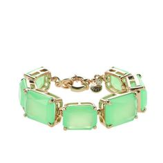 J.Crew Bold stone bracelet ($68) ❤ liked on Polyvore featuring jewelry, bracelets, j.crew, kiwi, accessories, stone jewellery, stone bangles, j crew bangle, j crew jewelry and 14k jewelry