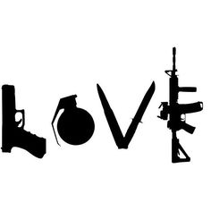 Download Create Your Proud Design with a Military Gun Silhouettes ...