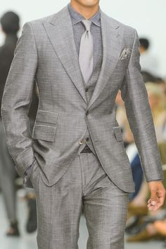 Marble slab // Corneliani Men SS '13