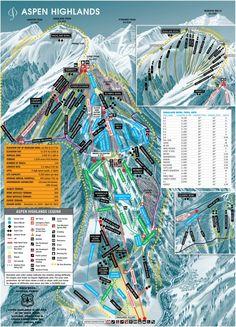 Aspen Highlands   Colorado Ski Country USA