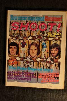 Vintage Football, Magazine Articles, Magazines, History, Stars, Journals, Historia, Sterne, Star