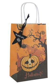 Halloween Luxury Party Bag   The Little Things