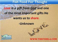 Love your neighbor like God loves you.